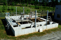 Water treatment system image
